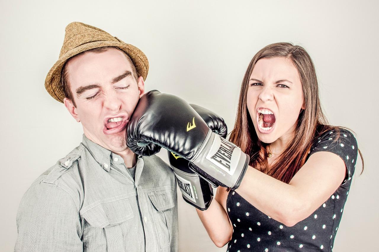 Neznepríjemňujte si život hádkami
